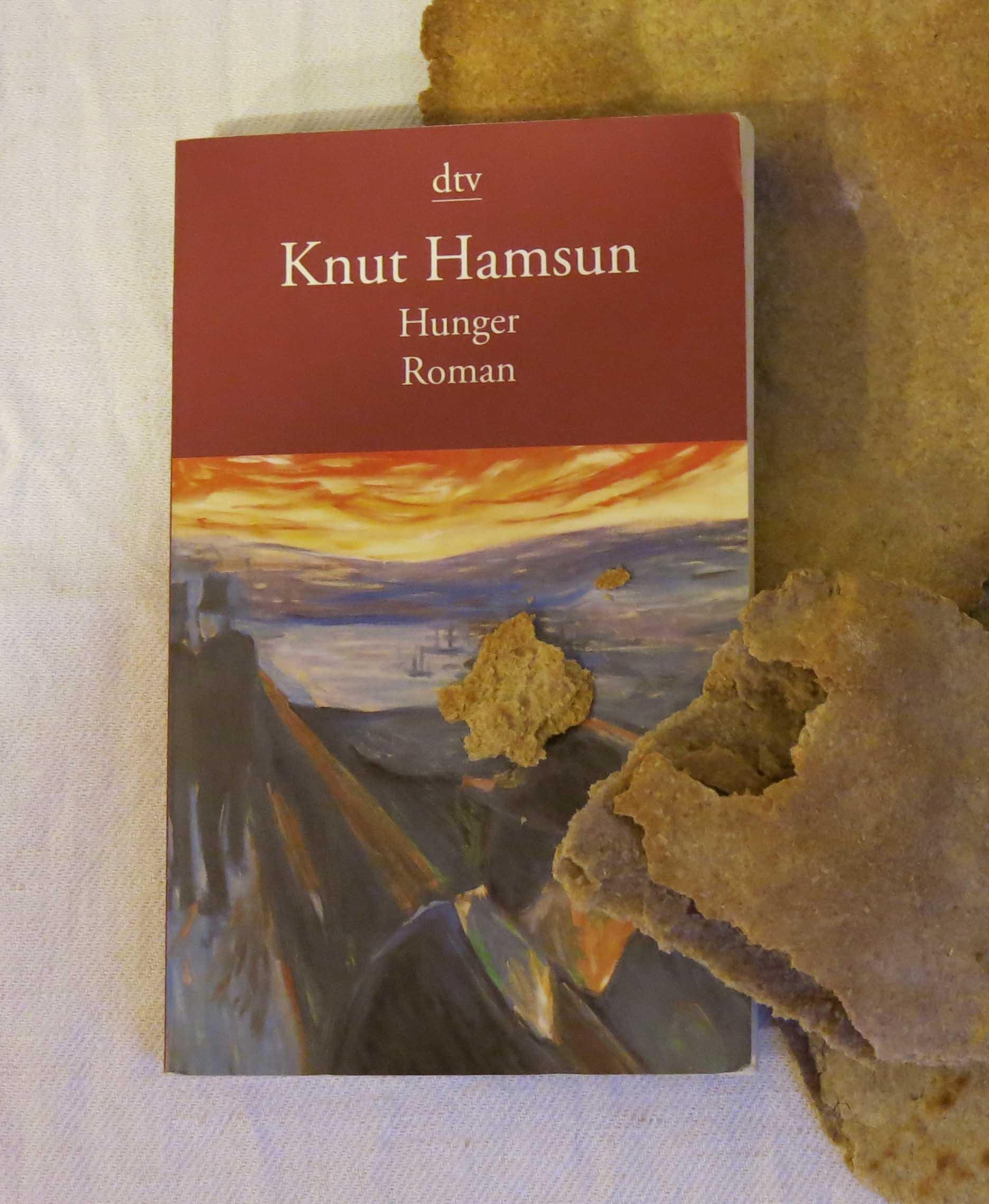 Hamsun_Hunger_Buch