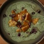 Die Schön-dass-du-wieder-da-bist-Suppe: Kohlrabisuppe mit Kräutern