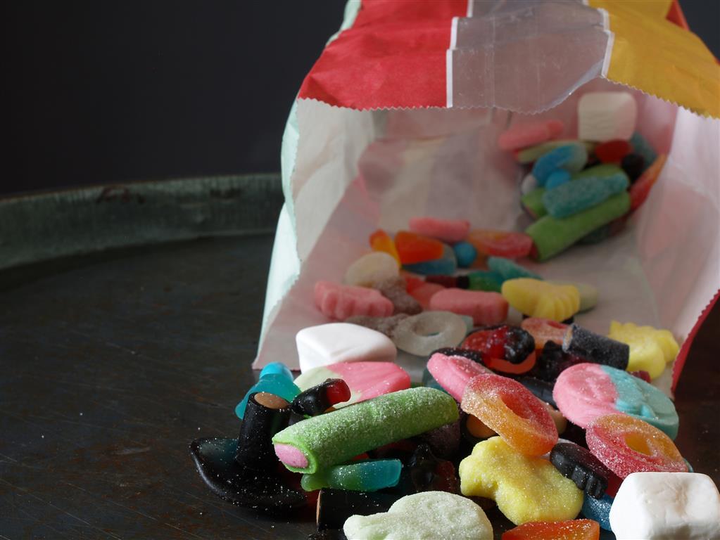 Schwedische Lösgodis: Samstag ist Zuckerschock-Tag