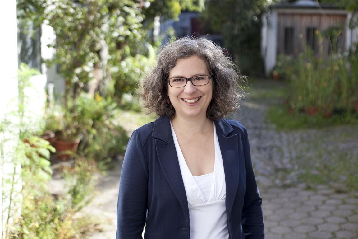 Porträt Sabine Schlimm