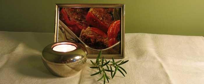 Raus aus der grauen Blase: Kochen gegen die Trauer