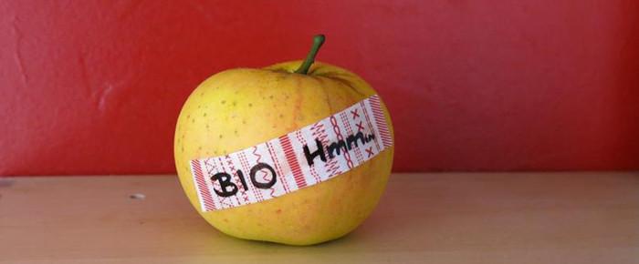 Gefühlter Geschmack: Und Bio ist doch besser