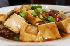 Mapo Tofu Chinatown London