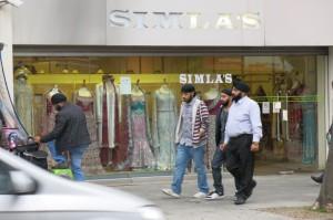 Sari-Shop in Southall