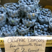 Damsons Borough Market London