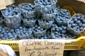 Damsons Borough Market London