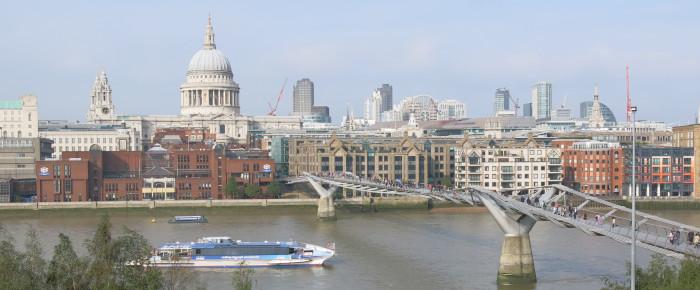 Kulinarische Sehnsüchte, oder: Zu Besuch in London