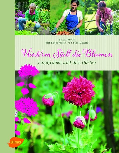 Cover Hinterm Stall die Blumen