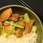 Chinesisches Comfort Food: Hähnchen mit Maronen