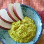 Brotaufstrich des Monats Januar: Kichererbsen-Curry-Aufstrich