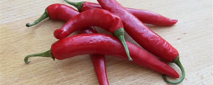 Schön, wenn der Schmerz nachlässt: Der Pepper-High Effect