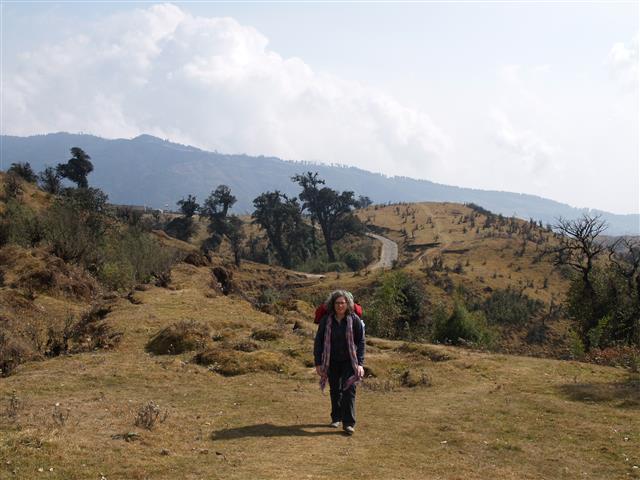 Auf dem Singalila-Trek