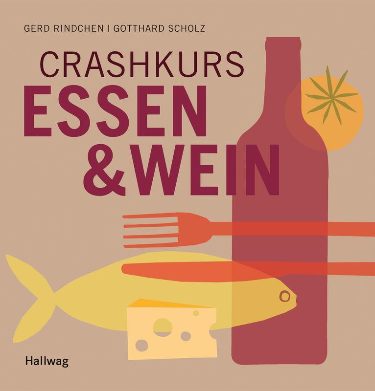 Cover Crashkurs Essen & Wein