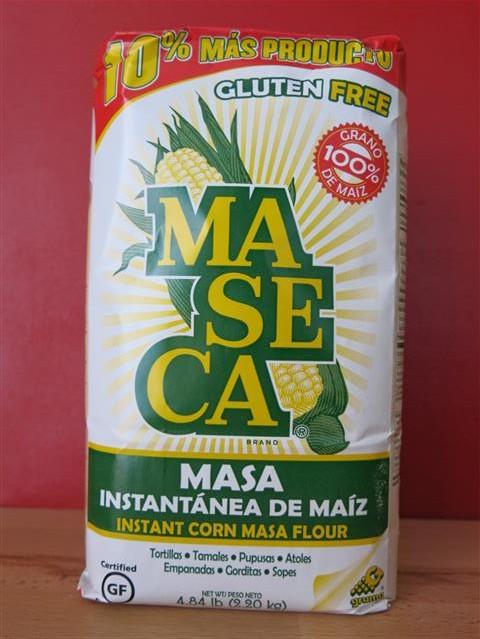 Mexikanisches Maismehl