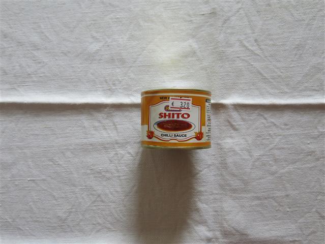 Shito-Chilisauce
