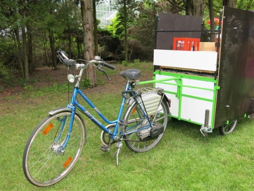 Picknicktischmobil