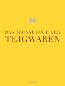 Cover Das große Buch der Teigwaren