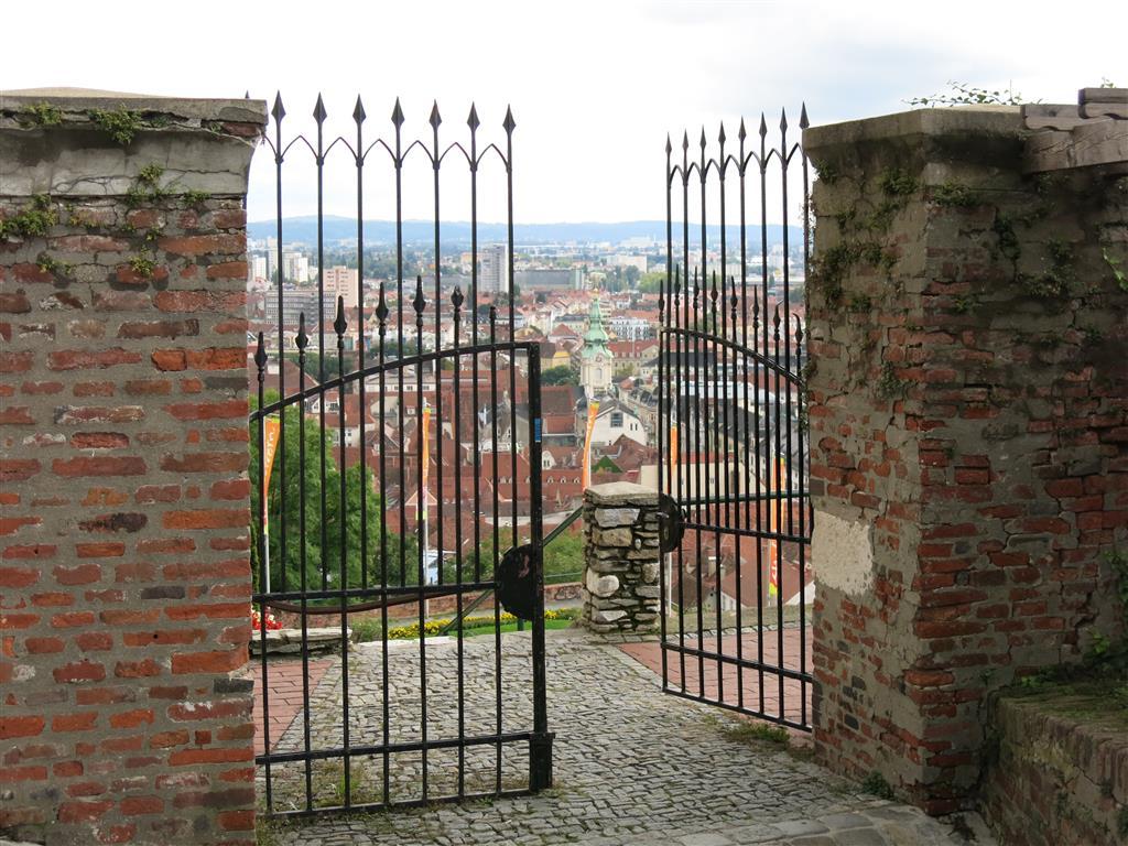Graz: Blick vom Schlossberg auf die Stadt