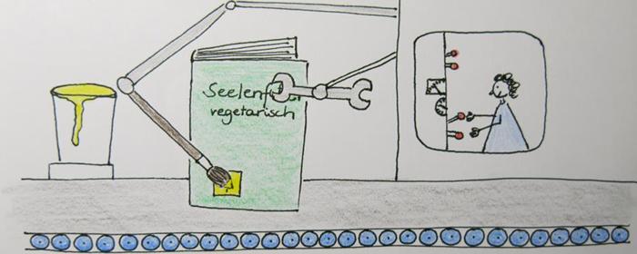 Wie ein Kochbuch entsteht VI: Die Herstellerin