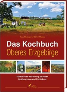 Cover Kochbuch Oberes Erzgebirge