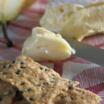 Dip Dip Hurra: Simple Sesamcracker