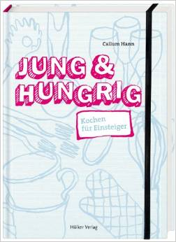 Cover Jung & hungrig