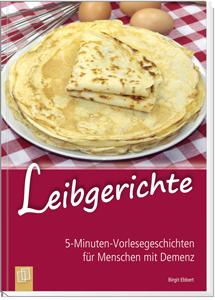 """Cover des Buches """"Leibgerichte"""""""