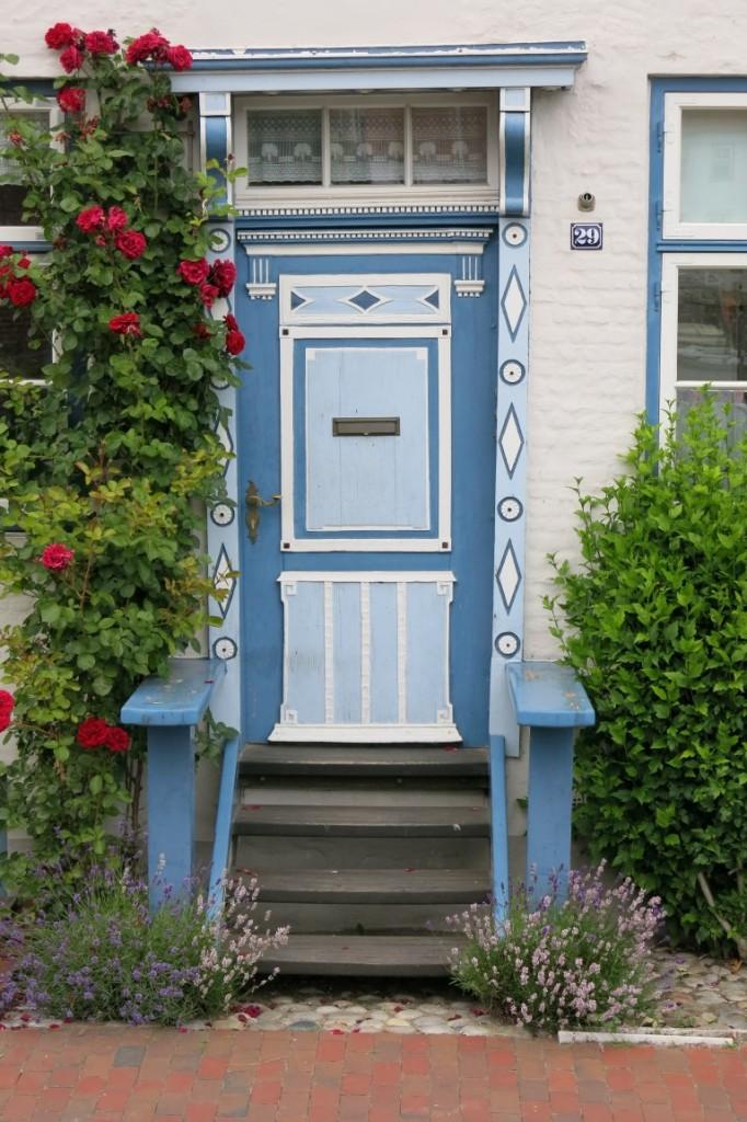 Haustür in Glückstadt