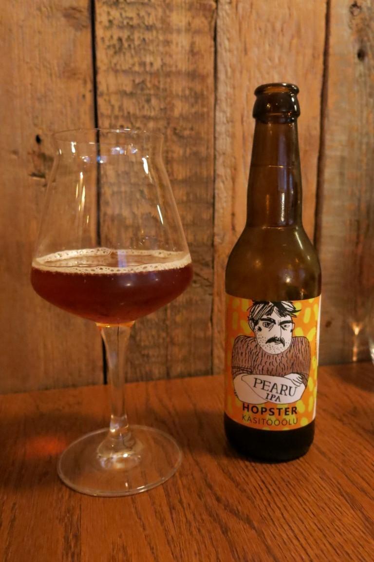 Bier Hopster Pearu IPA