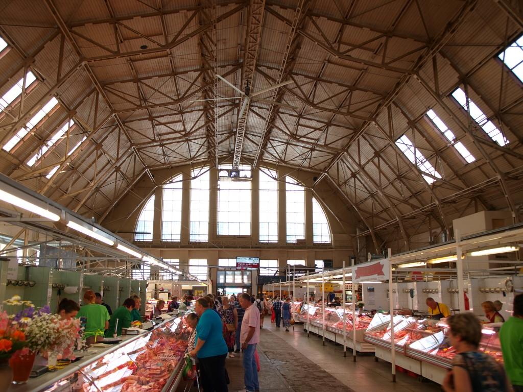 Riga: Zentralmarkt
