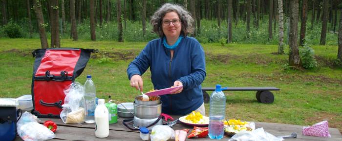 Fremdgebloggt: Campingküche