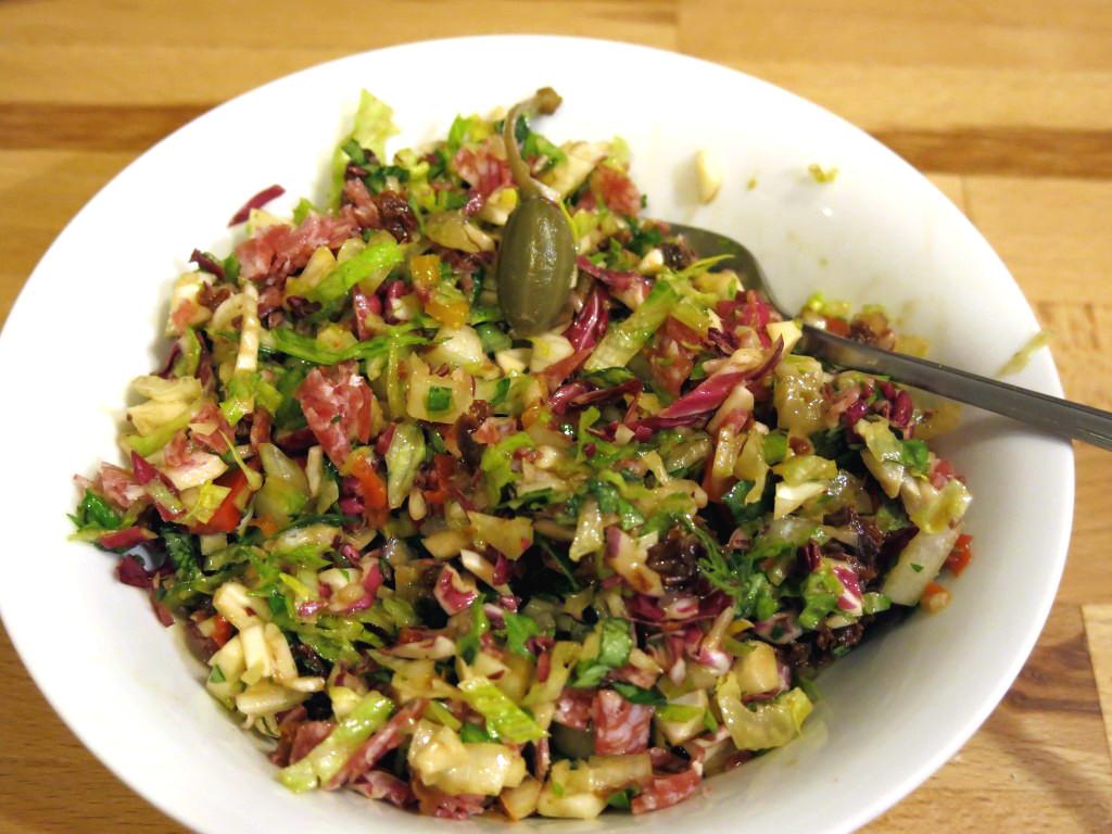 Chopped Salad italienisch