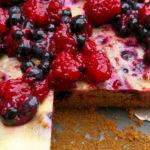 Fünf Sommer bis zum Lieblings-Beerenkuchen