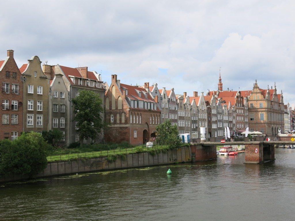 Altstadt von Gdansk