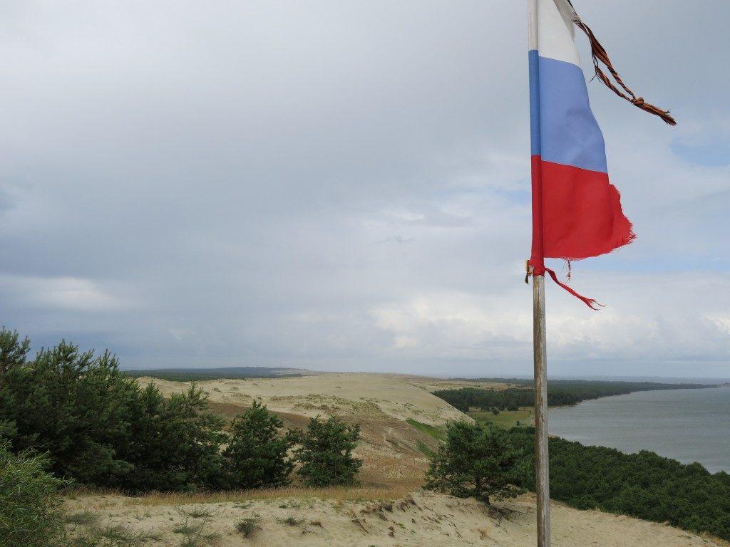 Dünen auf der Kurischen Nehrung, Russland