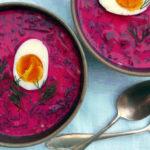 Kalte Rote-Bete-Suppe: Der kleine Baltikum-Urlaub