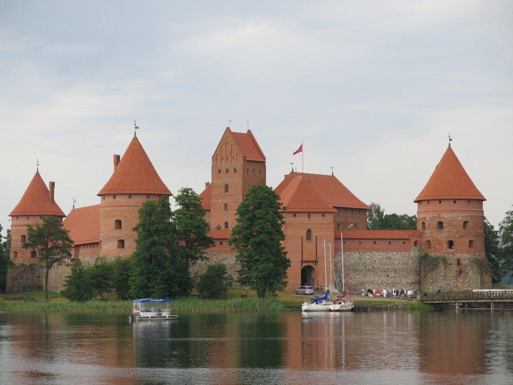 Burg Trakai, Litauen