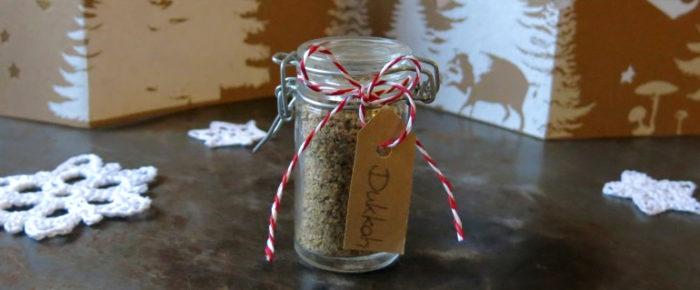 Dukkah und die Sache mit den selbst gemachten Geschenken
