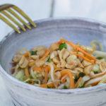 """Buch """"Zwei in der Küche"""", Asia-Coleslaw + Verlosung"""