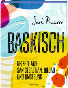 Cover Kochbuch Baskisch