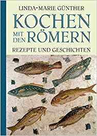 Cover Günther Kochen mit den Römern