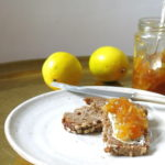 Überraschung! Zitronenmarmelade aus Meyer-Zitronen