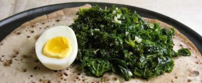 5 Grünkohl-Irrtümer und ein Rezept für Grünkohl äthiopisch