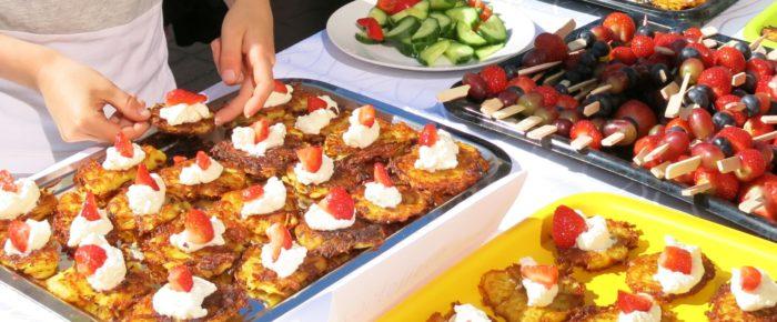 Selber kochen macht klug: Eine neue Küche für die Grundschule